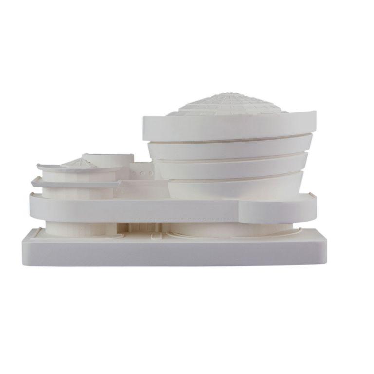 Guggenheim Museum Model
