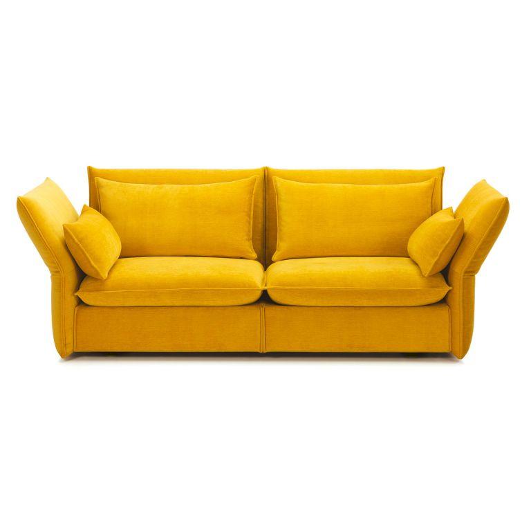 Mariposa 2 and a half seat sofa
