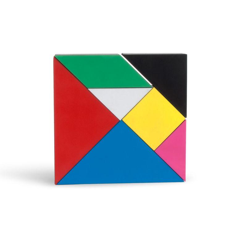 Tangram 3D Black Case
