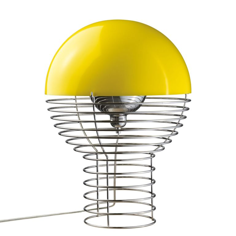 Wire Table Lamp - Large