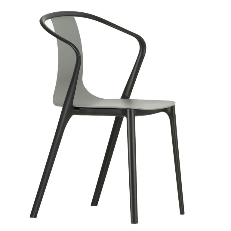Belleville Plastic Arm Chair