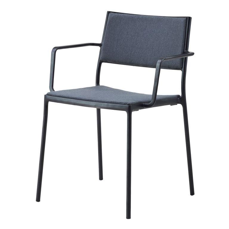 Less Dining Arm Chair - Sunbrella
