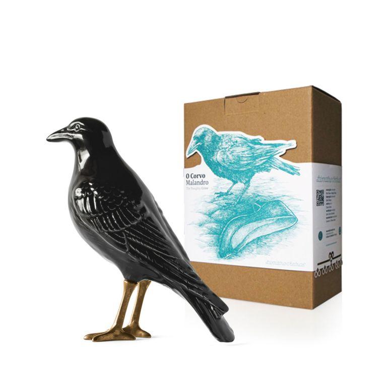 The Naughty Crow