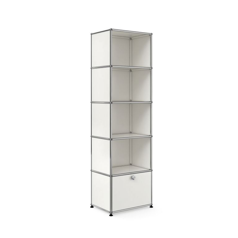 USM Shelving with One Drawer