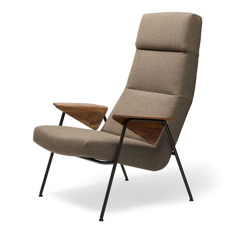 Votteler High-back Armchair