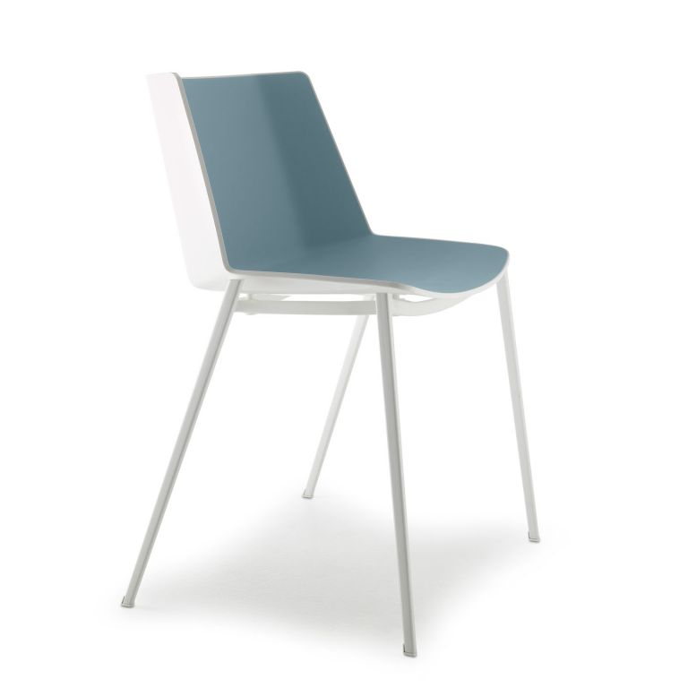 Aiku Chair - Tapered Legs