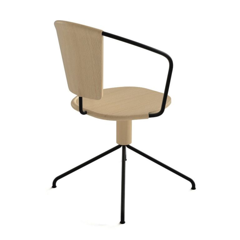 Uncino B Swivel Chair