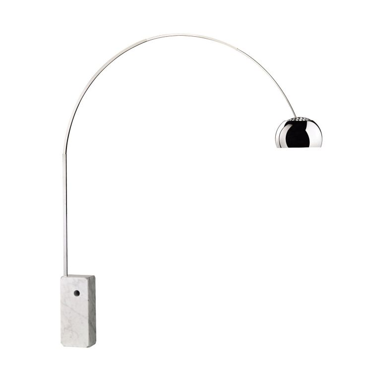 Arco Floor Lamp - Interior