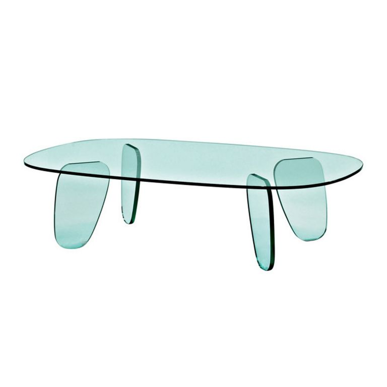 Drawn Coffee Table - Rectangular