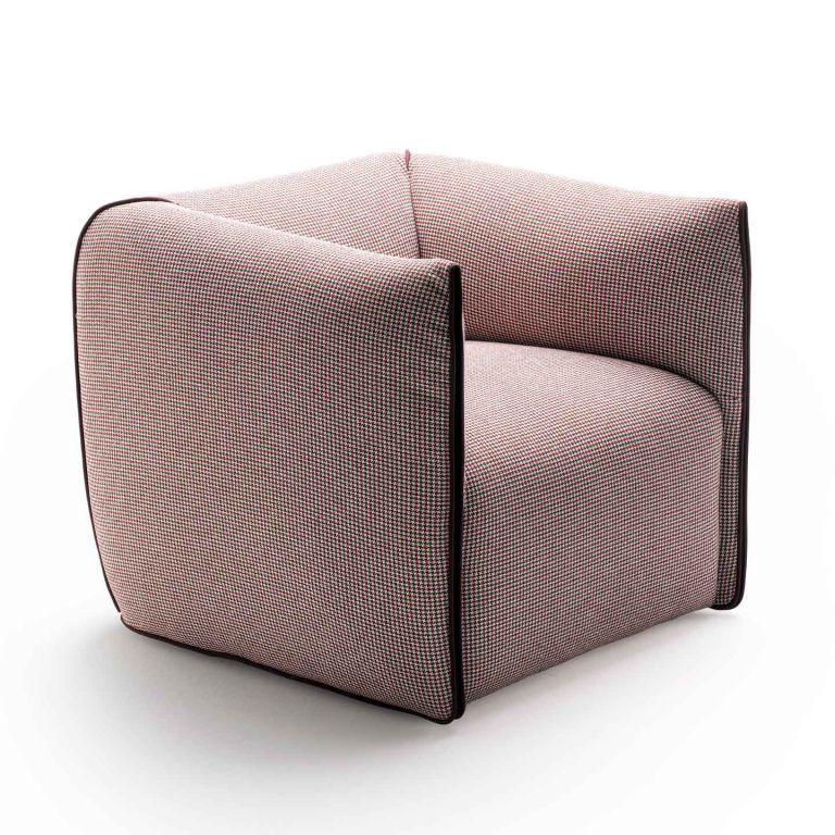 Mia Easy Chair Swivel Base