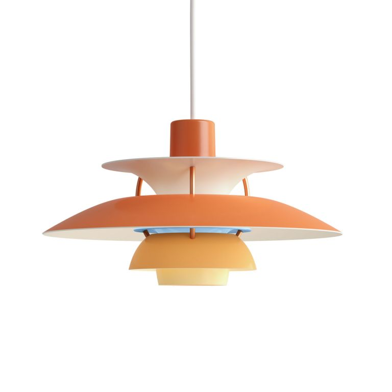 PH 5 Mini Pendant Lamp - Copper