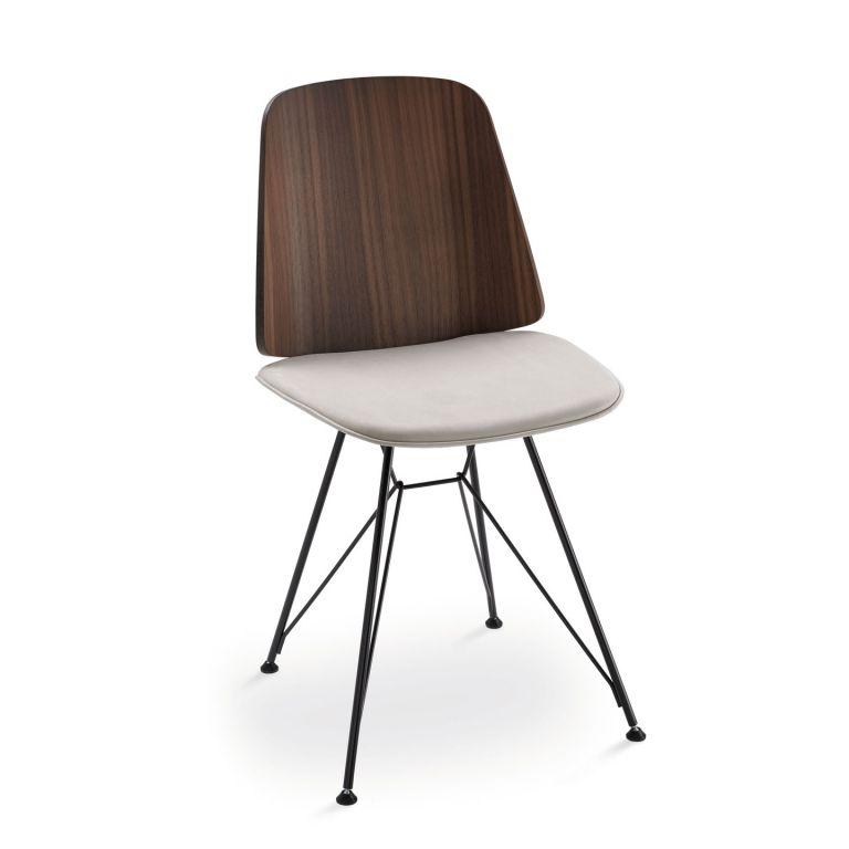 June Chair - Strut Base