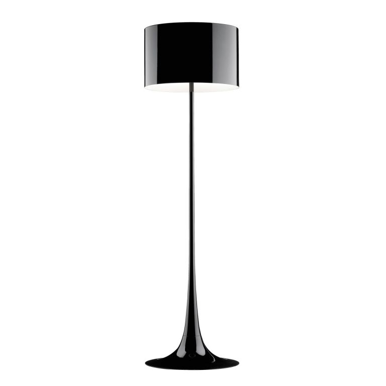 Spun Light F Floor Lamp