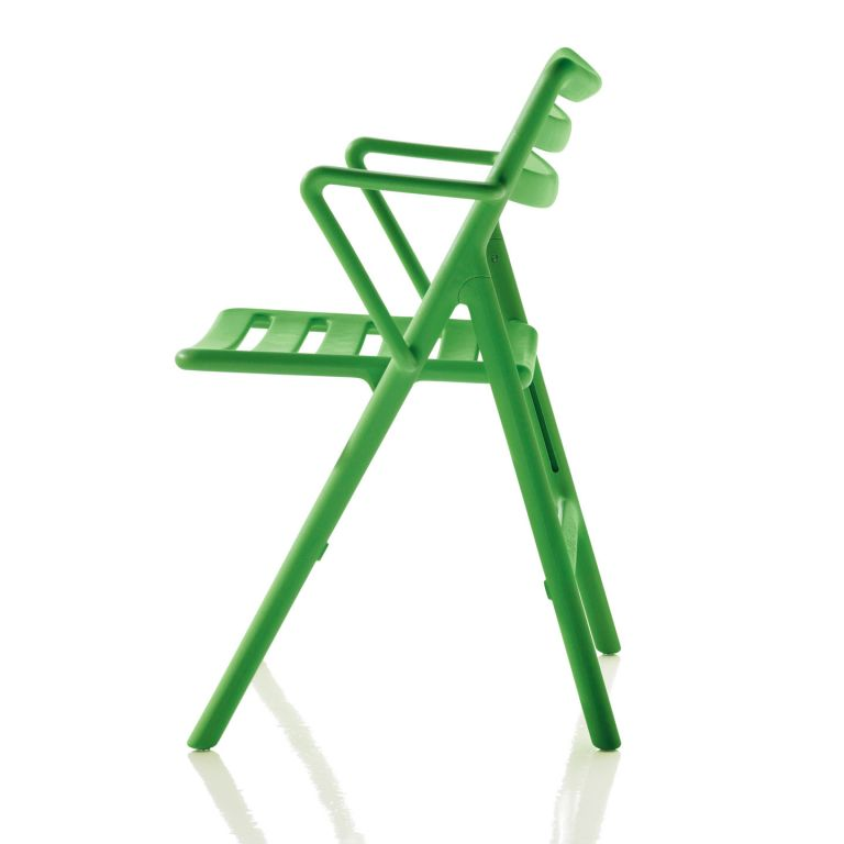 Air Chair Folding with Arms