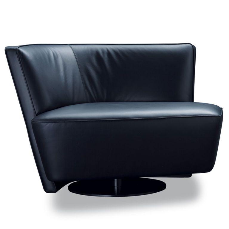 Drift Swivel Armchair
