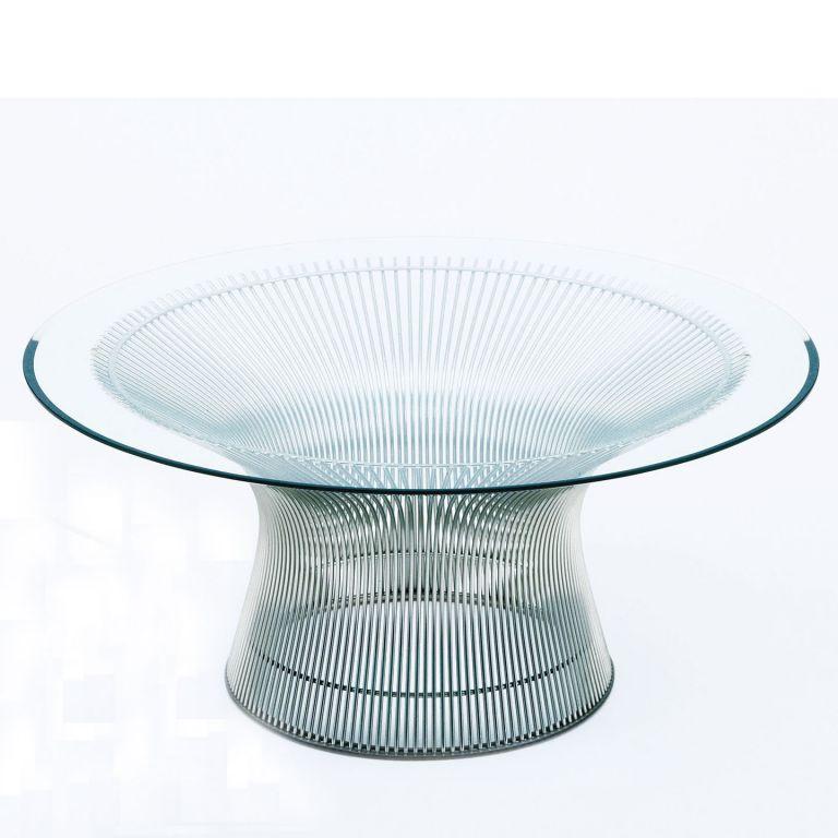 Platner Coffee Table 92cm