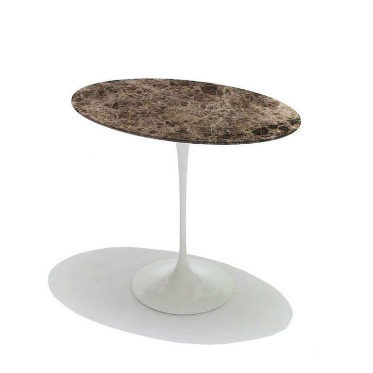 Saarinen Side Table Oval 57cm