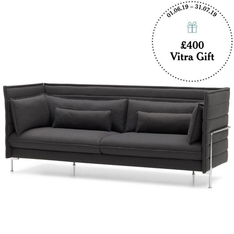 Alcove 3 Seat Sofa