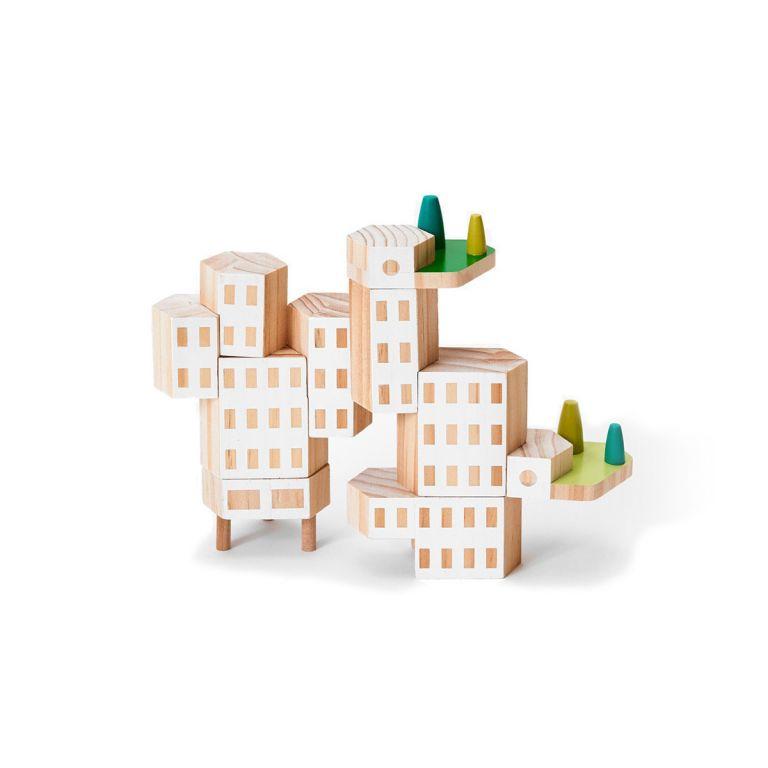 Blockitecture Garden City Small