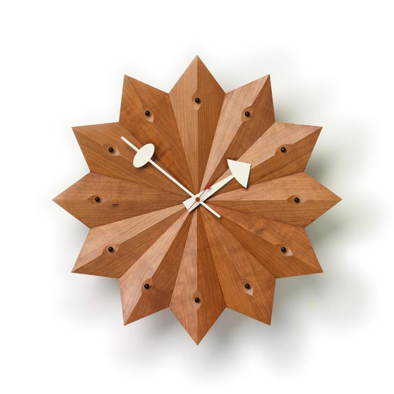 George Nelson Fan Clock - Vitra