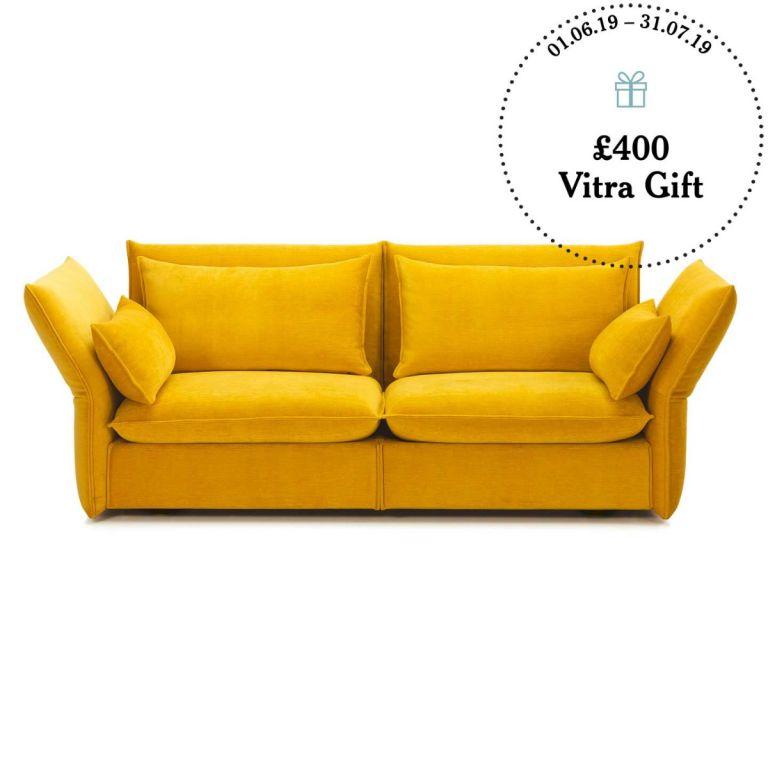 Mariposa 2 1/2 Seat Sofa