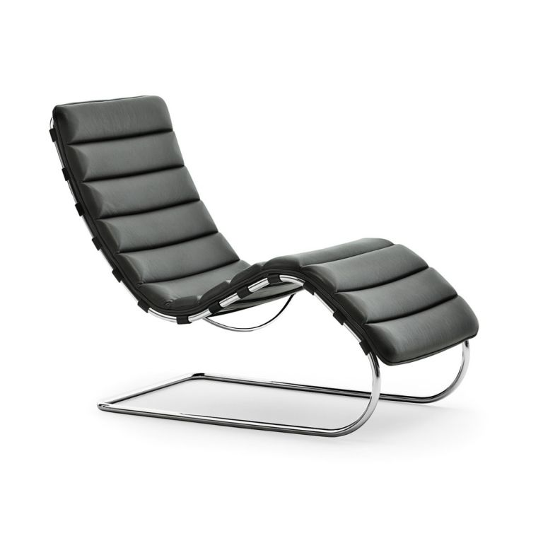 MR Chaise Bauhaus Edition by Mies van der Rohe for Knoll International