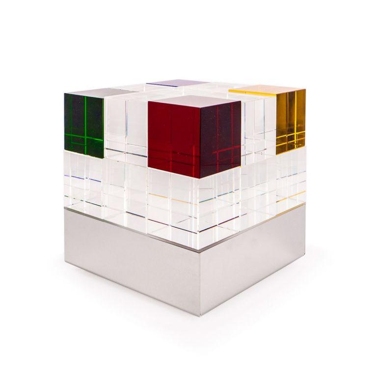 Cube Light - Matthis Schifferdecker - Tecnolumen