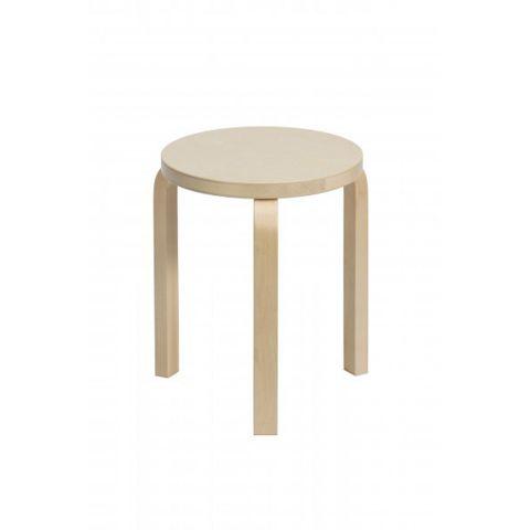 60 Stool by Alvar Aalto for Artek