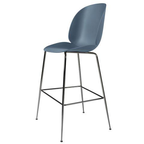 Beetle Plastic Bar Chair