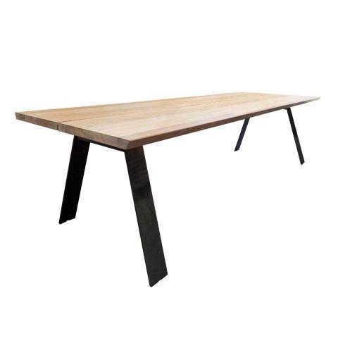 Plank Extending Table 210cm - elm