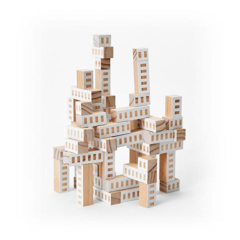 Blockitecture - Tower White