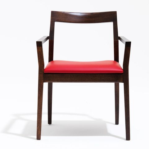 Krusin Chair with Arms by Marc Krusin for Knoll International - Aram Store