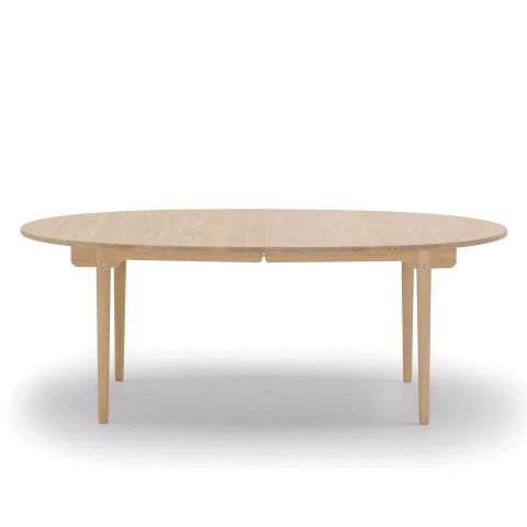 CH338 Extendable Table by Hans Wegner for Carl Hansen - ARAM STORE
