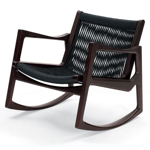 Euvira Rocking Chair from ClassiCon - Aram Store