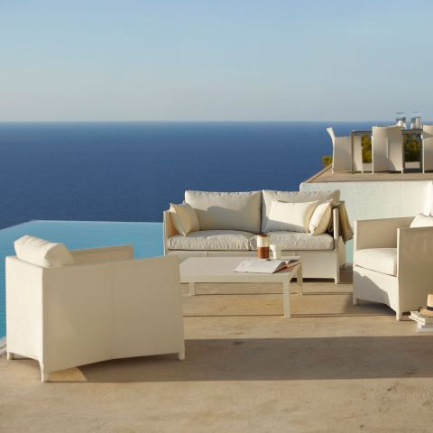 Diamond Lounge Chair by Foersom & Hiort-Lorenzen for Cane-line- ARAM Store