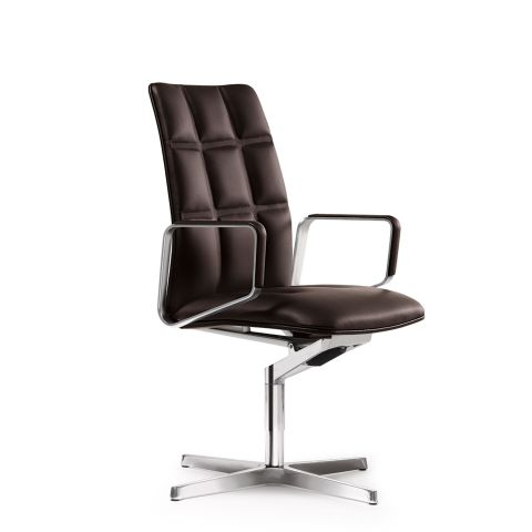 Leadchair Conference Medium Back by EOOS for Walter Knoll - Aram Store