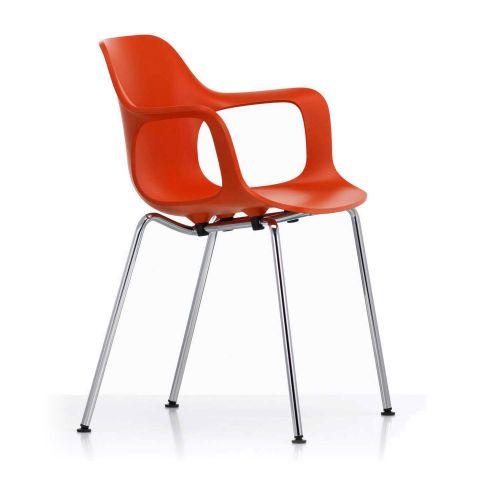 HAL Stackable Armchair by Jasper Morrison for Vitra - Aram Store