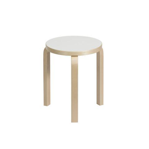 60 Stool by Alvar Aalto for Artek - Aram Store