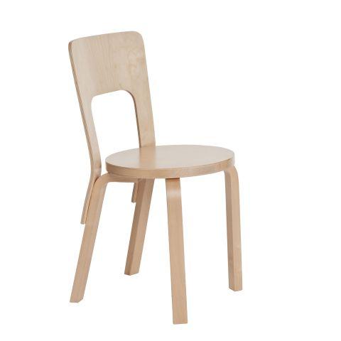 66 Chair by Alvar Aalto from Artek - Aram Store