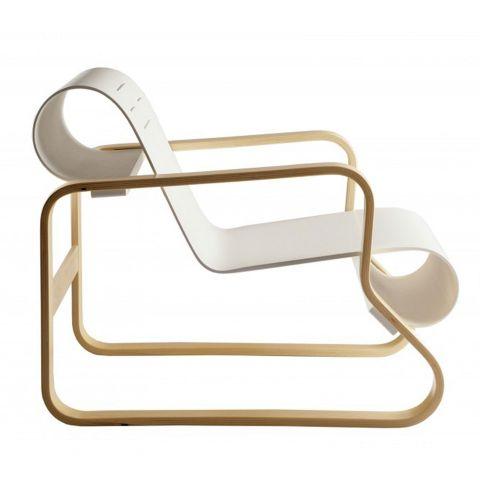 Paimio 41 Armchair by Alvar Aalto for Artek - Aram Store