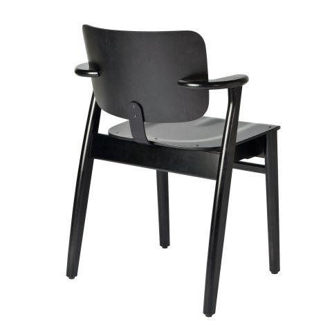 Domus Chair with Oak Seat by Ilmari Tapiovaara for Artek - Aram Store