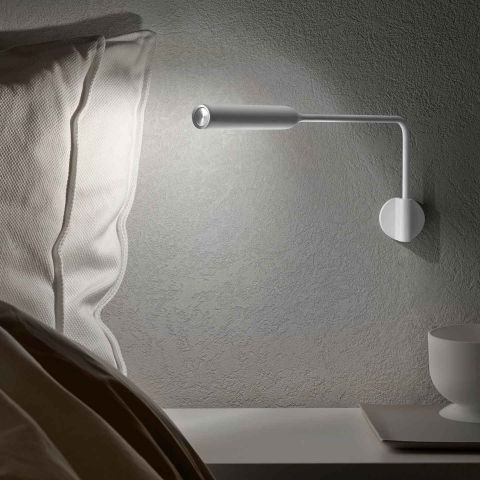 Flo Wall Light - Hard Wired - Fosters - Lumina Italia - ARAM Store
