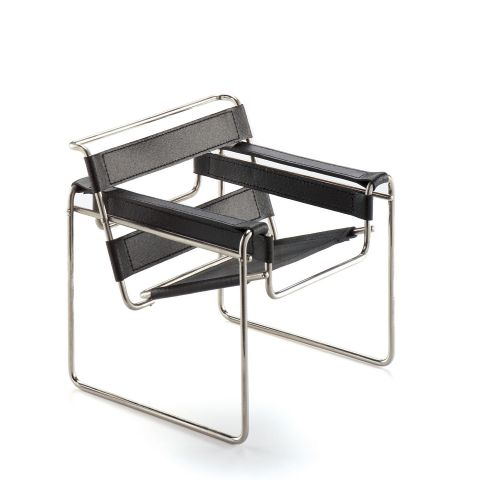 Miniature Wassily B3 Chair by Vitra - ARAM Store