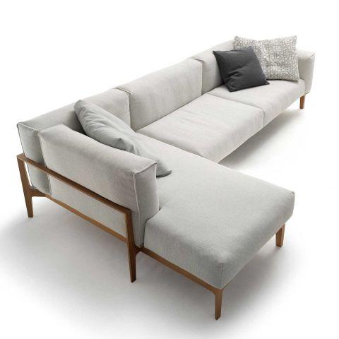Elm Sofa 240cm by Jehs and Laub for COR Sitzmobel - Aram Store