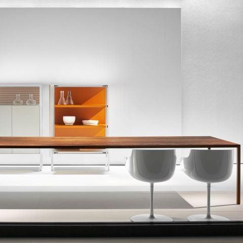 Tense Material Table 220cm by Piergiorgio and Michele Cazzaniga for MDF Italia - ARAM Store