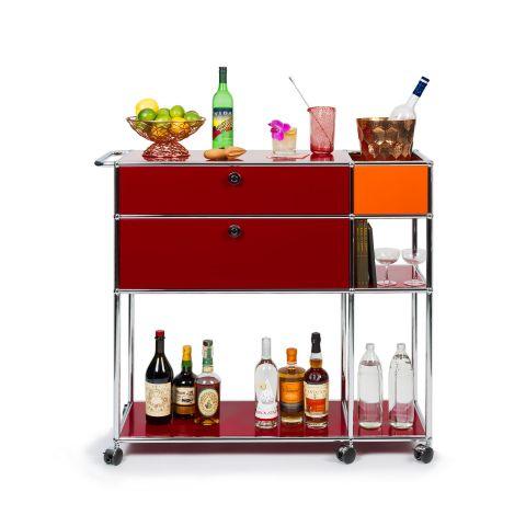 USM Ivy Mix Bar Trolley