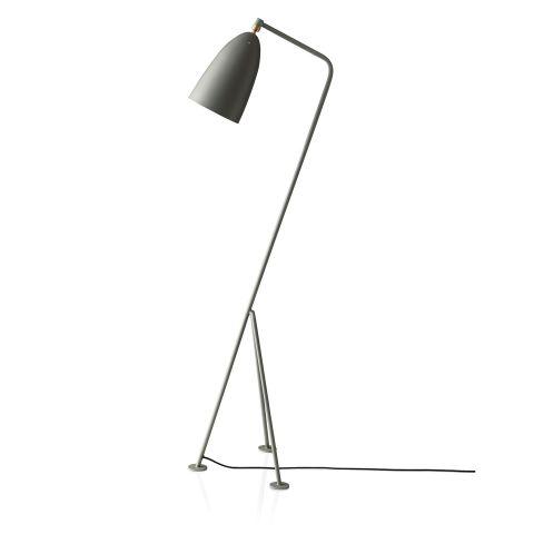 Grasshopper Floor Light - Greta Grossman - Gubi - Aram Store