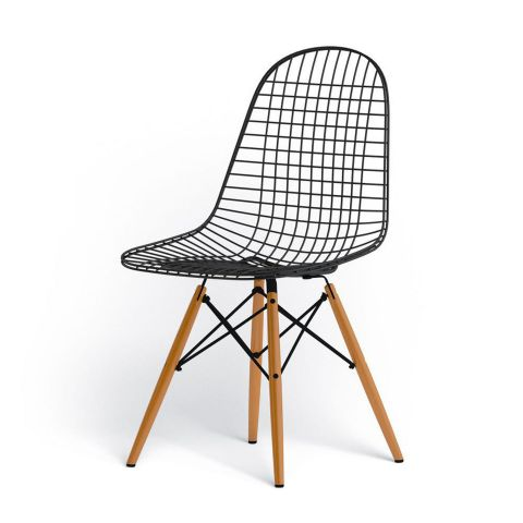 DKW Eames Wire Chair by Charles & Ray Eames for Vitra - Aram Store