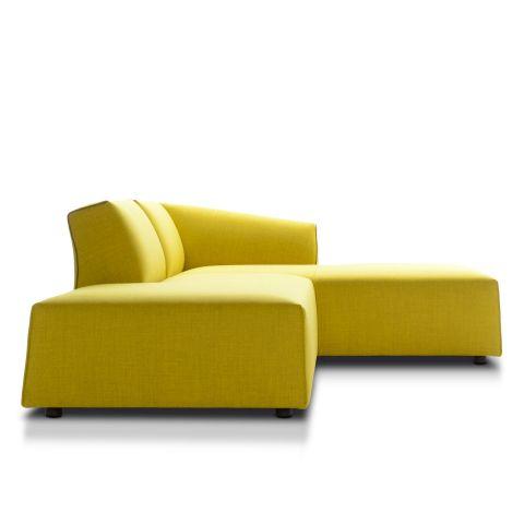 Thea Sofa Configuration G from MDF Italia - Aram Store