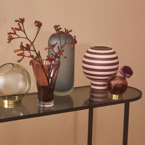 Varia Stripe Vase Small - ARAM Store